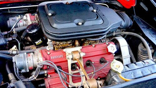 308 GTB LHD Vetroresina/Fibreglass street legal club racer For Sale (picture 5 of 6)
