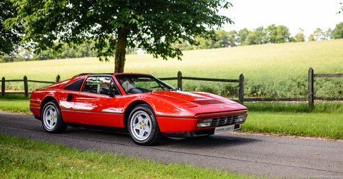 1987 Ferrari 328 GTS - Only 12,677 miles SOLD (picture 1 of 6)
