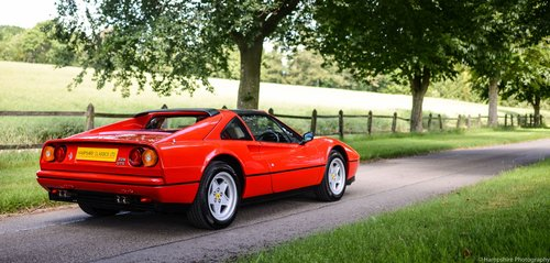 1987 Ferrari 328 GTS - Only 12,677 miles SOLD (picture 2 of 6)