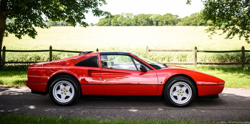 1987 Ferrari 328 GTS - Only 12,677 miles SOLD (picture 3 of 6)
