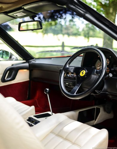 1987 Ferrari 328 GTS - Only 12,677 miles SOLD (picture 5 of 6)