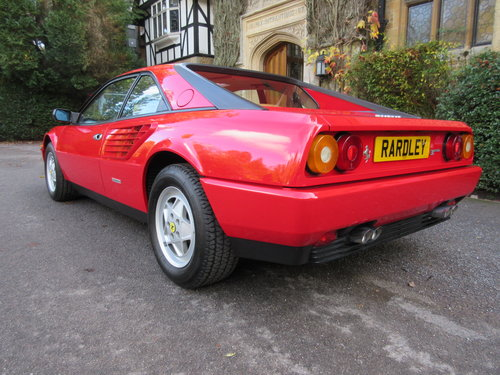 1988 SOLD-Another required Ferrari Mondial 3.2 For Sale (picture 3 of 6)