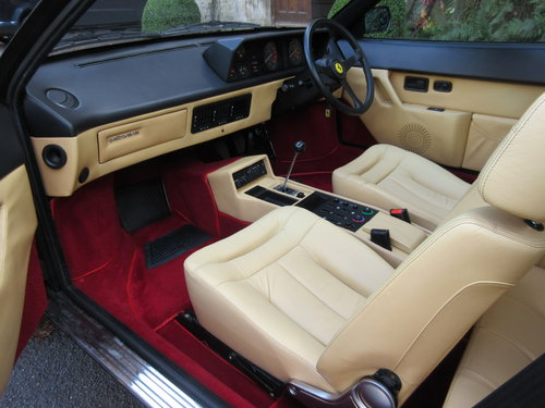 1988 SOLD-Another required Ferrari Mondial 3.2 For Sale (picture 4 of 6)