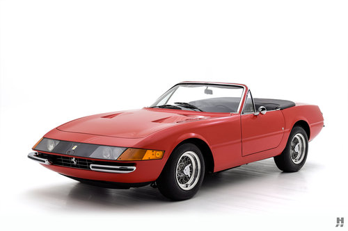 1971 FERRARI 365 GTB/4 SPYDER For Sale (picture 2 of 6)