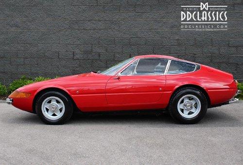 1971 Ferrari 365 GTB/4 Daytona (RHD) for sale in London For Sale (picture 2 of 6)