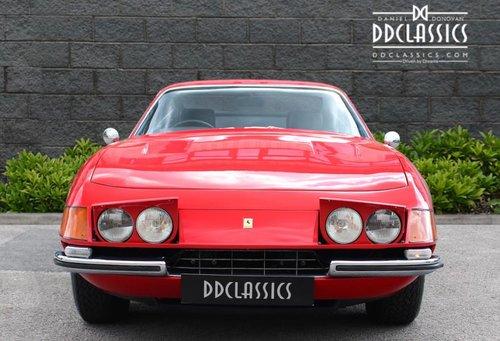 1971 Ferrari 365 GTB/4 Daytona (RHD) for sale in London For Sale (picture 3 of 6)