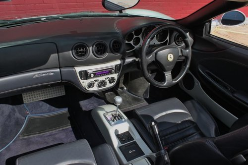 2001 FERRARI 360 SPIDER MANUAL 6 SPEED CONVERTIBLE MANUAL For Sale (picture 3 of 5)