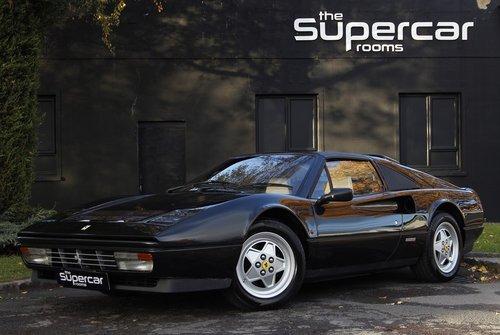 Ferrari 328 GTS - 1989 - ABS - Nero Met - 39K Miles For Sale (picture 1 of 6)