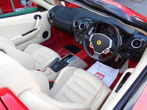 2006 Ferrari F430 Spider F1 SOLD (picture 4 of 4)
