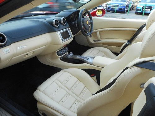 2009 Ferrari California  SOLD (picture 4 of 4)