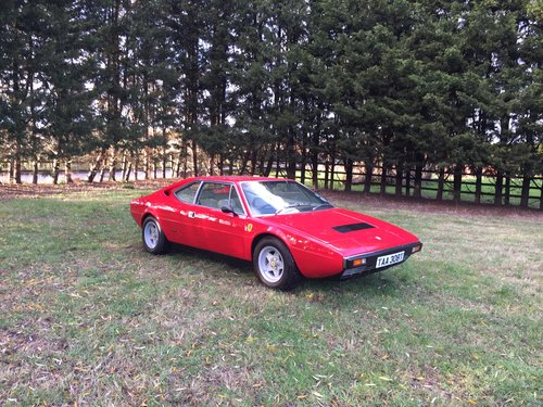 1977 Ferrari 308 GT4 Dino For Sale (picture 1 of 6)