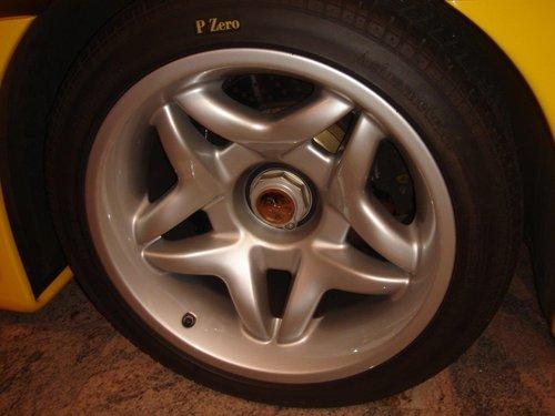 1995 FERRARI F50 SUPER CAR F 50 V12 CLASSICHE CERTIFICATE For Sale (picture 3 of 4)