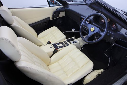 Ferrari 328 GTS - 1989 - ABS - Nero Met - 39K Miles For Sale (picture 6 of 6)