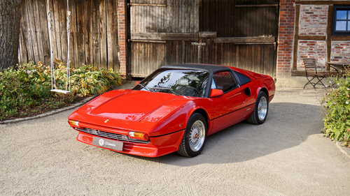 1981 Ferrari 308 GTSi For Sale (picture 1 of 6)