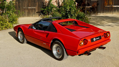1981 Ferrari 308 GTSi For Sale (picture 3 of 6)