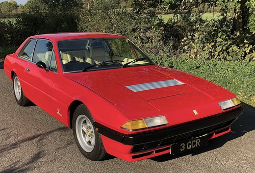 1980 FERRARI 400 GTA Coupe  HISTORY FROM NEW  1 of only 152 Built For Sale (picture 1 of 6)