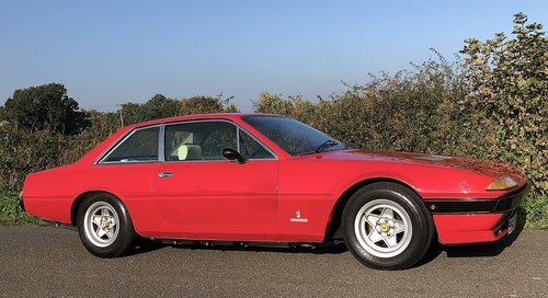1980 FERRARI 400 GTA Coupe  HISTORY FROM NEW  1 of only 152 Built For Sale (picture 2 of 6)