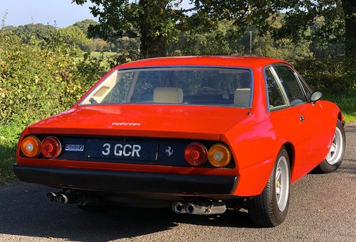 1980 FERRARI 400 GTA Coupe  HISTORY FROM NEW  1 of only 152 Built For Sale (picture 3 of 6)