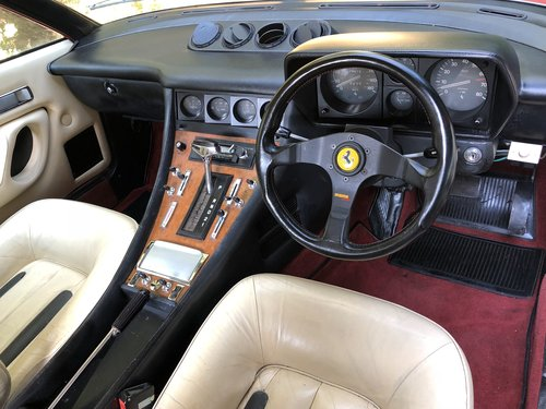 1980 FERRARI 400 GTA Coupe  HISTORY FROM NEW  1 of only 152 Built For Sale (picture 4 of 6)