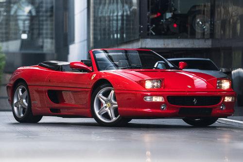 1999 Ferrari 355 F1-Spider SOLD (picture 1 of 6)