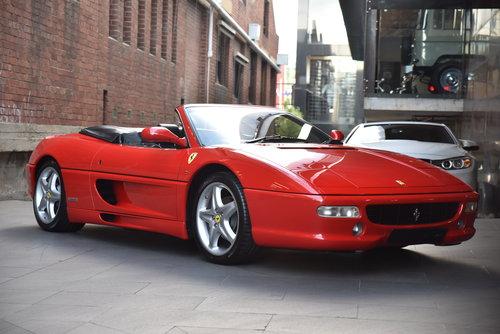1999 Ferrari 355 F1-Spider SOLD (picture 2 of 6)