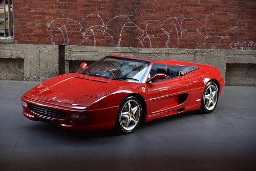 1999 Ferrari 355 F1-Spider SOLD (picture 3 of 6)