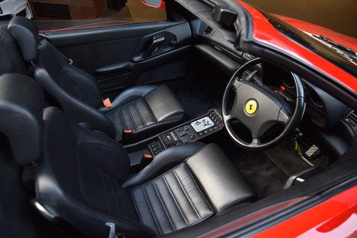 1999 Ferrari 355 F1-Spider SOLD (picture 5 of 6)