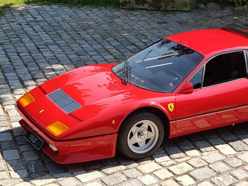 1981 Ferrari 512 BB,  64.536 km original! Two owners from new For Sale (picture 1 of 6)