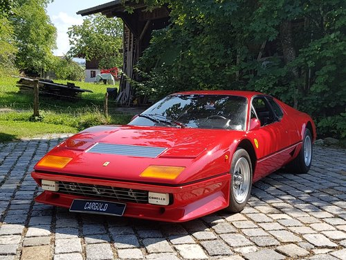 1981 Ferrari 512 BB,  64.536 km original! Two owners from new For Sale (picture 2 of 6)