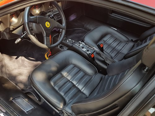 1981 Ferrari 512 BB,  64.536 km original! Two owners from new For Sale (picture 3 of 6)