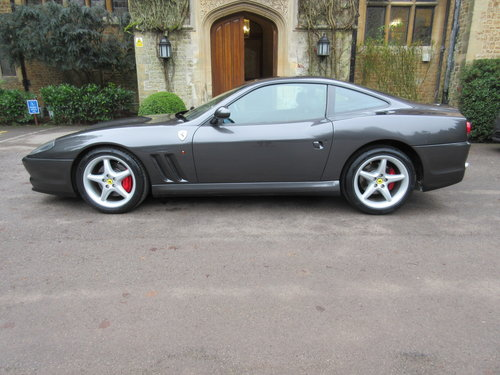 2002 SOLD-ANOTHER REQUIRED Ferrari 550 Maranello For Sale (picture 2 of 6)