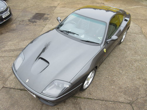 2002 SOLD-ANOTHER REQUIRED Ferrari 550 Maranello For Sale (picture 1 of 6)