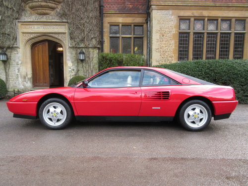 1990 SOLD-ANOTHER REQUIRED Ferrari Mondial 3.4t - one of just 52 For Sale (picture 2 of 6)