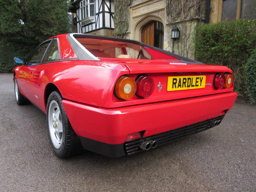 1990 SOLD-ANOTHER REQUIRED Ferrari Mondial 3.4t - one of just 52 For Sale (picture 3 of 6)