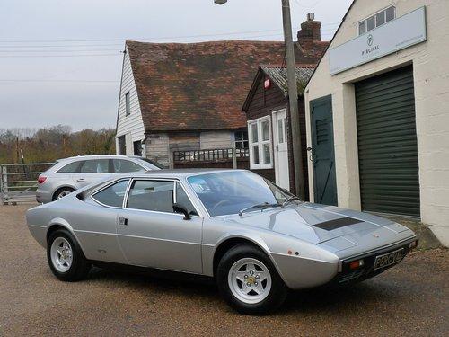 1980 Ferrari 308 GT4, rare 2 seater For Sale (picture 5 of 6)