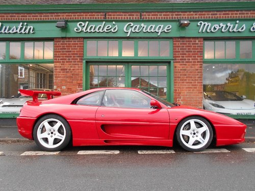 1997 Ferrari 355 Challenge RHD  SOLD (picture 1 of 5)