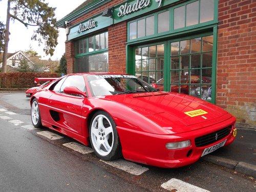1997 Ferrari 355 Challenge RHD  SOLD (picture 2 of 5)