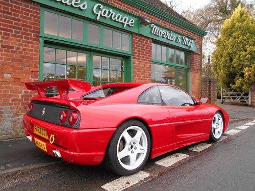 1997 Ferrari 355 Challenge RHD  SOLD (picture 3 of 5)