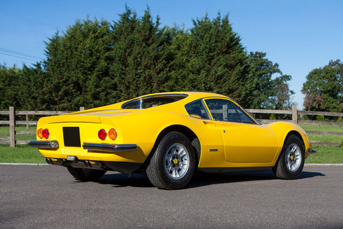 1972 Ferrari Dino 246 GT  SOLD (picture 2 of 6)
