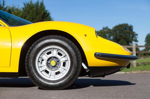 1972 Ferrari Dino 246 GT  SOLD (picture 3 of 6)