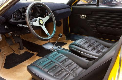 1972 Ferrari Dino 246 GT  SOLD (picture 6 of 6)