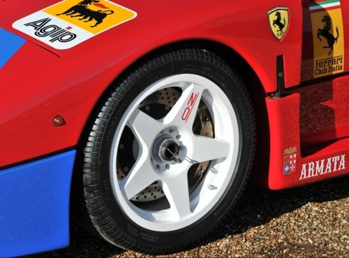 1990 F40 LM Oz Wheels For Sale (picture 1 of 6)