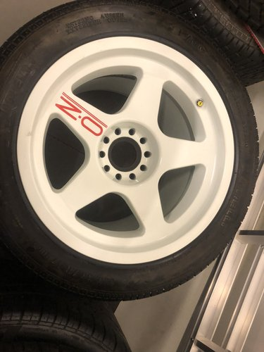 1990 F40 LM Oz Wheels For Sale (picture 3 of 6)