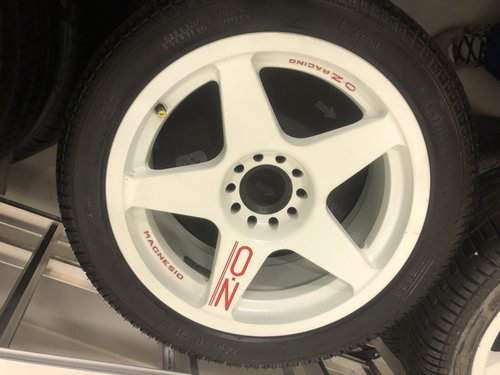 1990 F40 LM Oz Wheels For Sale (picture 4 of 6)