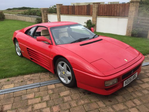 1991 Stunning Ferrari 348 TS For Sale (picture 1 of 6)