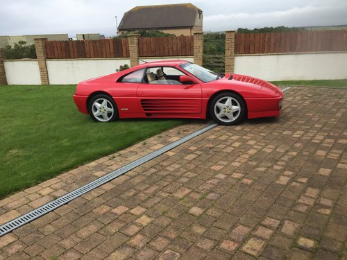 1991 Stunning Ferrari 348 TS For Sale (picture 2 of 6)
