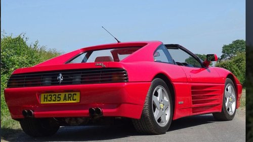 1991 Stunning Ferrari 348 TS For Sale (picture 5 of 6)