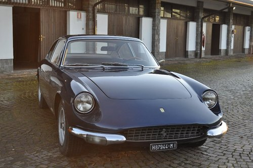 1969 conserved ferrari 365 gt 2+2 For Sale (picture 1 of 6)