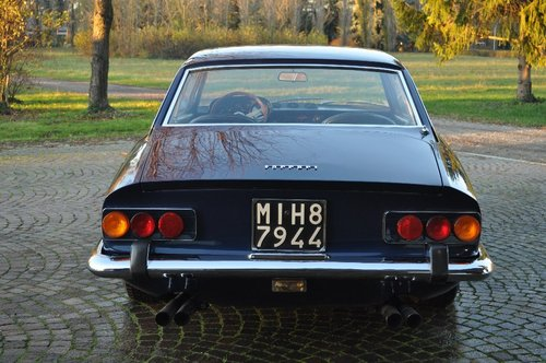 1969 conserved ferrari 365 gt 2+2 For Sale (picture 3 of 6)