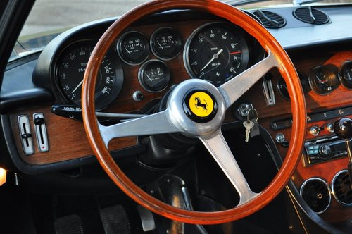 1969 conserved ferrari 365 gt 2+2 For Sale (picture 4 of 6)